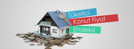 Tüketici Konut Fiyat Endeksi- Ağustos 2013